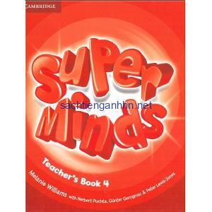 Super Minds 4 Teacher's Book
