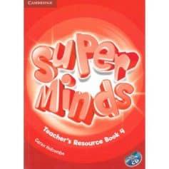 Super Minds 4 Teacher's Resource Book
