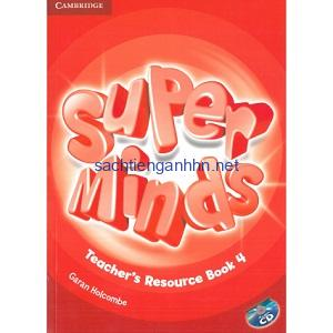 Super Minds 4 Teacher's Resource Book
