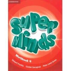 Super Minds 4 Workbook