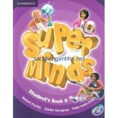 Super Minds 6 Student's Book
