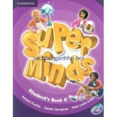 Super Minds 6 Student's Book