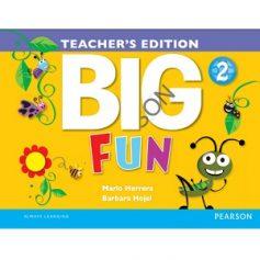 Big Fun 2 Teacher's Edition