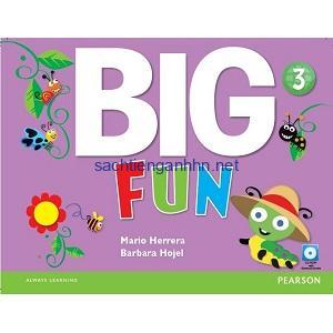 Big Fun 3 Student Book ebook pdf online free book download cd