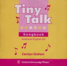 Song Book Tiny Talk – Carolyn Graham