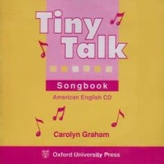 Song Book Tiny Talk Carolyn Graham