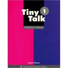 Tiny Talk 1 Teacher's Book