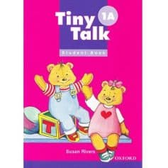 Tiny Talk 1A Student Book