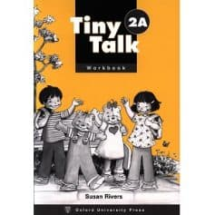 Tiny Talk 2A Workbook