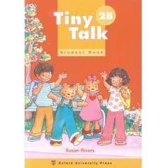 Tiny Talk 2B Student Book