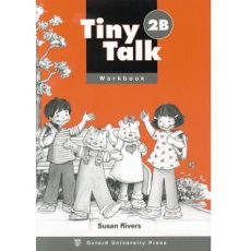Tiny Talk 2B Workbook
