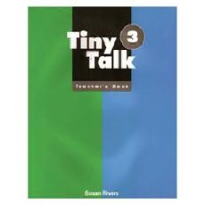 Tiny Talk 3 Teacher's Book