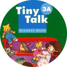 Tiny Talk 3A Class Audio CD