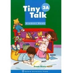 Tiny Talk 3A Student Book
