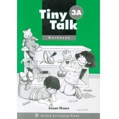 Tiny Talk 3A Workbook