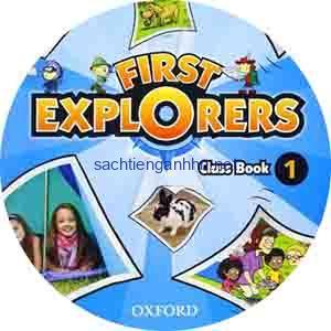 First Explorers 1 Class Audio CD