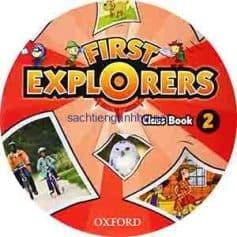 First Explorers 2 Class Audio CD 2