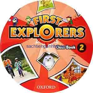 First Explorers 2 Class Audio CD