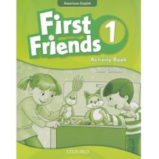 First Friends 1 Activity Book American English