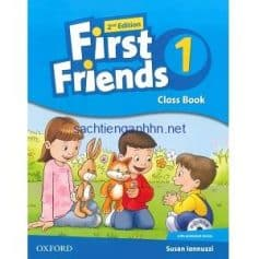 First Friends 1 Class Book 2nd Edition