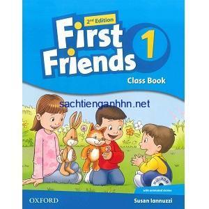 First Friends 1 Class Book 2nd Edition