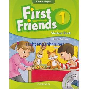 First Friends 1 Student Book American English