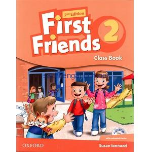 First Friends 2 Class Book 2nd Edition
