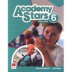 Academy Stars 6 Pupil's Book