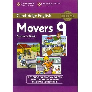 Cambridge Movers 9 Student Book