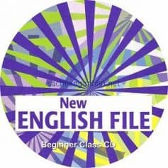 New English File Beginner Class Audio CD 1