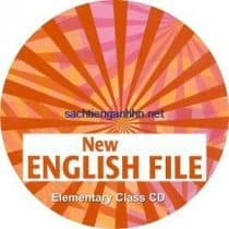New English File Elementary Class Audio CD 1
