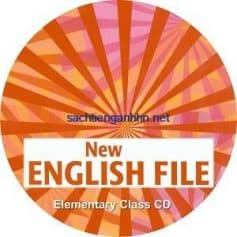 New English File Elementary Class Audio CD 3