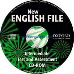 New English File Intermediate Class Audio CD 3