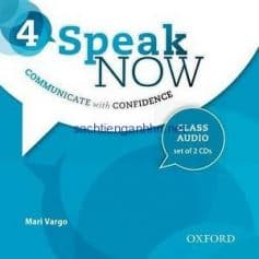 Speak Now 4 Class Audio CD