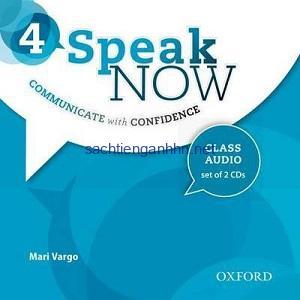 Speak Now 4 Class Audio CD