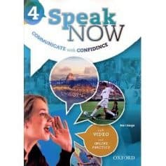 Speak Now 4 Student's Book