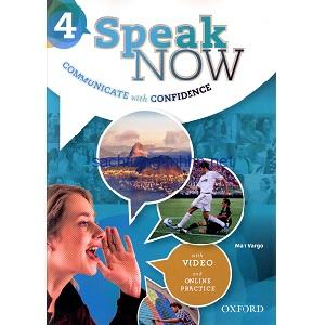 Speak Now 4 Student's Book