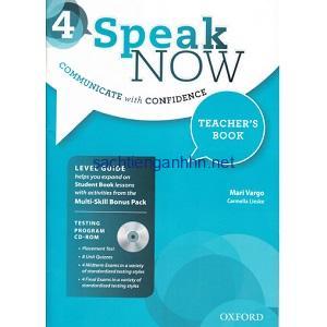 Speak Now 4 Teacher's Book