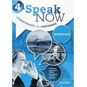 Speak Now 4 Workbook