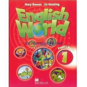 English World 1 Pupil's Book