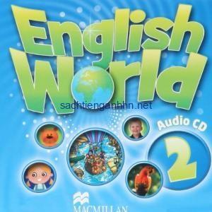 English World 2 Audio CD