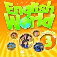 English World 3 Audio CD