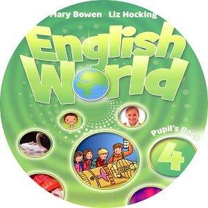 English World 4 Audio CD