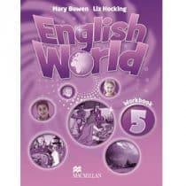 English World 5 Workbook