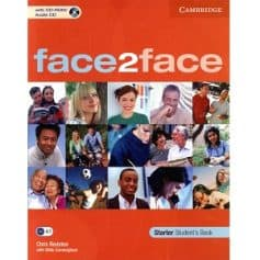 Face2Face Starter Student's Book