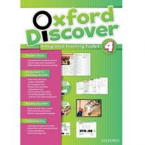 Oxford Discover 4 Teacher's Book