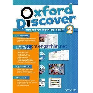 Oxford Discover 2 Teacher's Book