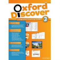Oxford Discover 3 Teacher's Book (BW)