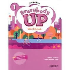 Everybody Up 2nd Edition 1 Workbook