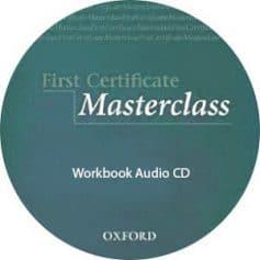 First Certificate Masterclass Workbook Audio CD